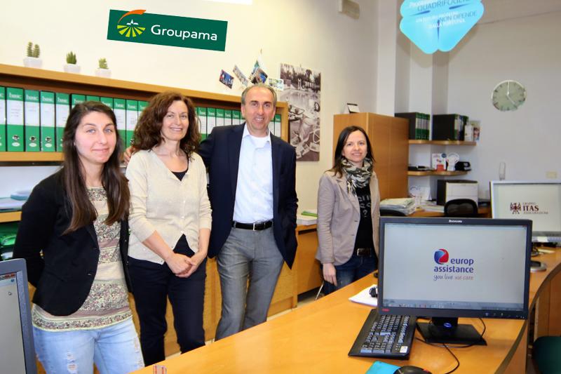 Numero Verde Ufficio Sinistri Groupama : Tosoni giuseppe assicurazioni groupama itas europ assistance